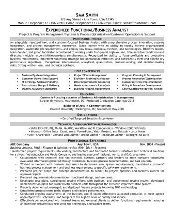 sales trainer front runner resume writing