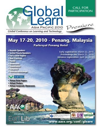 Premiere - Association for the Advancement of Computing in ...