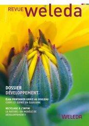 Revue Weleda 142, Pâques 2008 PDF-Download