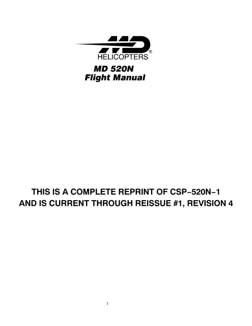 Md500 flight manual general helicopter operations vertical.