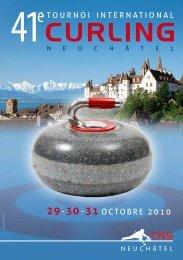 résultats en PDF - Curling Neuchâtel-Sports