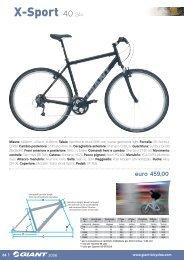 X-Sport 4.0 24v. - Italia