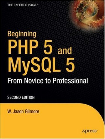 Beginning PHP and MySQL 5. From Novice to Professional(2006)