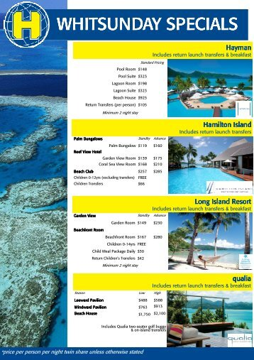 1207 WHITSUNDAY SPECIALS_ yr round
