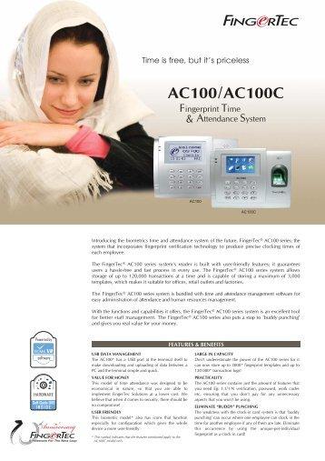 AC100/AC100C - ACE Depot