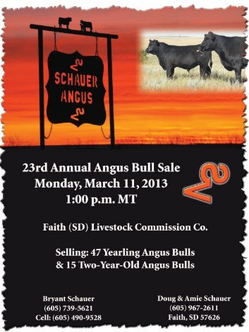 catalog - Faith Livestock