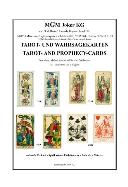 Tarock Indovino Blumenstrauß 78 Karten Sergio Ruffolo Tarot Dal Negro