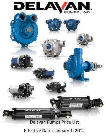 Delavan Pump - Farmco Distributing Inc