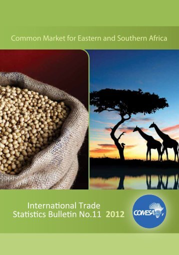 International Trade Statistics Bulletin No.11 2012 - COMSTAT Data ...