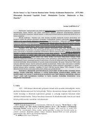 Devlet Sanayi ve İşçi Yatırım Bankası'ndan Türkiye - Department of ...