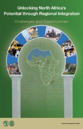 Unlocking North Africa's Potential through Regional Integration ...
