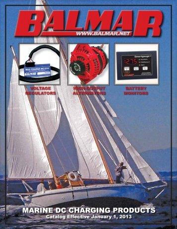 Balmar Product Guide