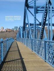 DAWSON BRIDGE REHABILITATION - Canadian Consulting Engineer