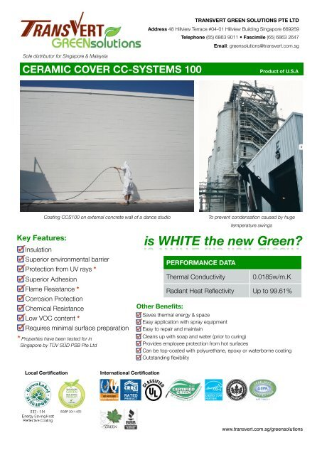 to Download Brochure - Transvert Scaffold & Engineering Pte Ltd