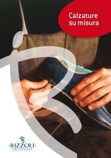 Catalogo calzature su misura - Rizzoli Ortopedia