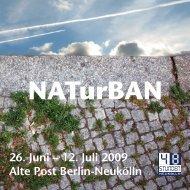 Katalog NATurBAN (PDF) - 48-Stunden-Neukölln