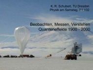 Folien vom Vortrag (pdf-Datei, 2,5 MB) - Physik am Samstag