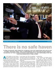 There is no safe haven - Thomson Reuters