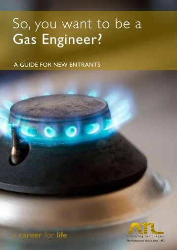 So, you want to be a Gas Engineer? - Shawcity Limited