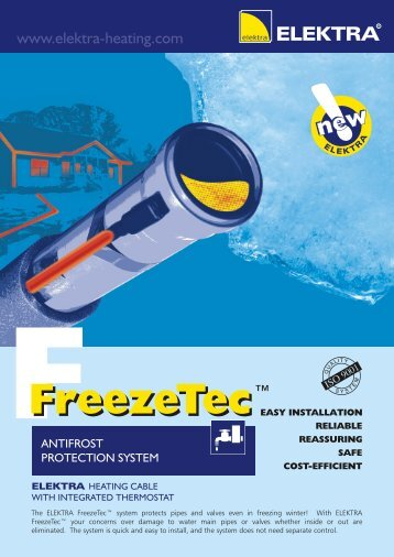 FreezeTec - Elektra