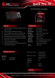 Quick Fire TK red product sheet.pdf - Cooler Master