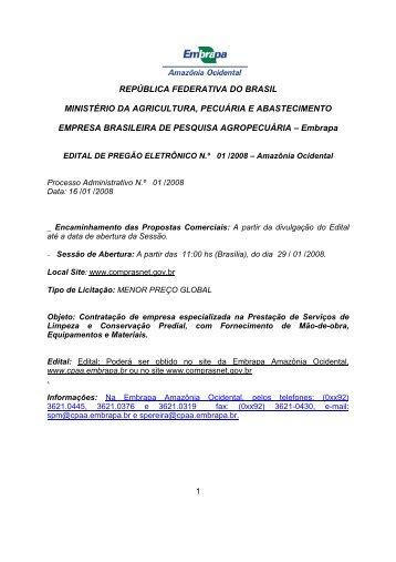 Edital Limpeza Predial AAJU.pdf - Embrapa