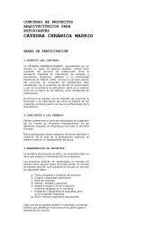 BASES DE PARTICIPACION - Tile of Spain
