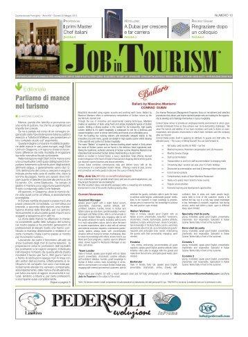 Parliamo di mance nel turismo - Aicr Italia