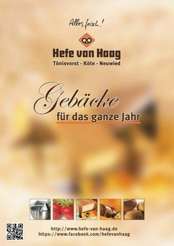 """für das gaT1'25"""" - Hefe van Haag GmbH & Co"""