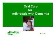 9b Special Topics in Oral Health - Dementia Care 07.pdf - GiiC