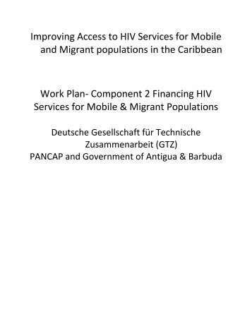 Improving Access to HIV Services for Mobile and Migrant ...