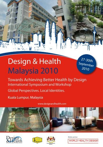 Malaysia 2010 - the International Academy of Design and Health