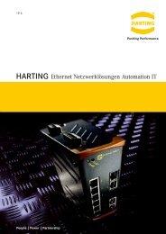 Ethernet - HARTING Technologiegruppe