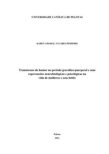 Karen Amaral Tavares Pinheiro - Universidade Católica de Pelotas