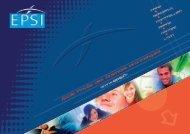 EPSI plaquette normal:EPSI plaquette normal - L'Etudiant