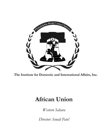 African Union - IDIA
