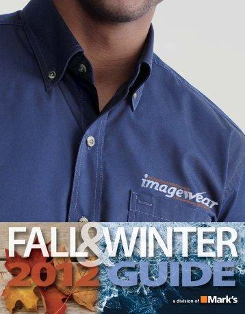 Download a PDF version - Imagewear