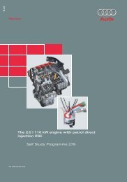 279 - 2.0 110 kW Engine with Gasolina Direct Injection - Volkspage