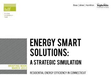 A Strategic Simulation Briefing Book - HDF: Housing Development ...