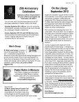 StMarks Postmark Sept2012 - St. Mark's Episcopal Church - Page 3