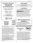 StMarks Postmark Sept2012 - St. Mark's Episcopal Church - Page 7