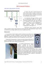 Altri strumenti di misura - ITIS G. Galilei