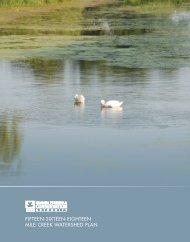 15-16-18 Mile Creek - Niagara Peninsula Conservation Authority
