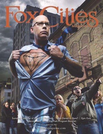 127 FCM COVER - Fox Cities Magazine