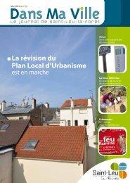 Magazine de mai 2010 - Saint-Leu-La-Forêt