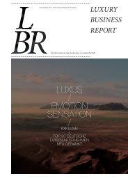 Auszüge aus dem Report als PDF DOWNLOAD - Inlux / Institut für ...