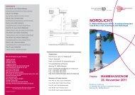 NORDLICHT - MTAR-Strahlentherapie