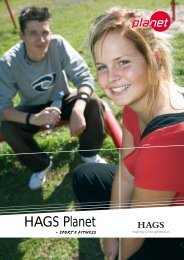HAGS Planet