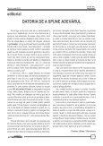 datoria de a spune adevărul - Dacia.org - Page 3