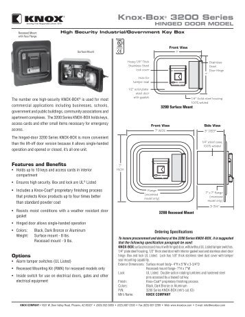 3200 series hinged door spec sheet knox box?quality=85 3200 series tamper switch mounting instructions knox box knox box wiring diagram at gsmx.co